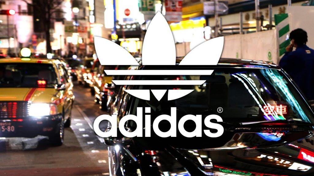 Giày Adidas Nhật