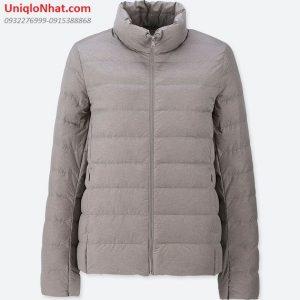 Áo lông vũ Uniqlo 2019 xám