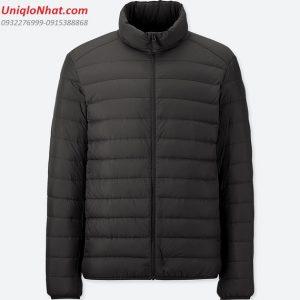 Áo lông vũ nam Uniqlo 2019 đen