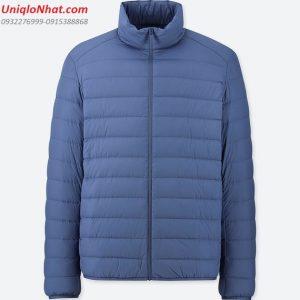 Áo lông vũ nam Uniqlo 2019 xanh dương