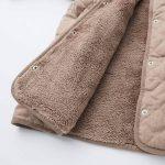 Áo lông cừu Uniqlo trần trám lót siêu ấm