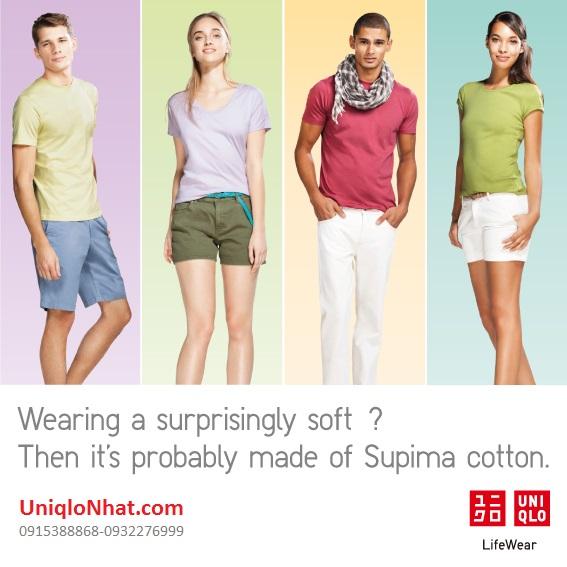 Uniqlo cotton fashion