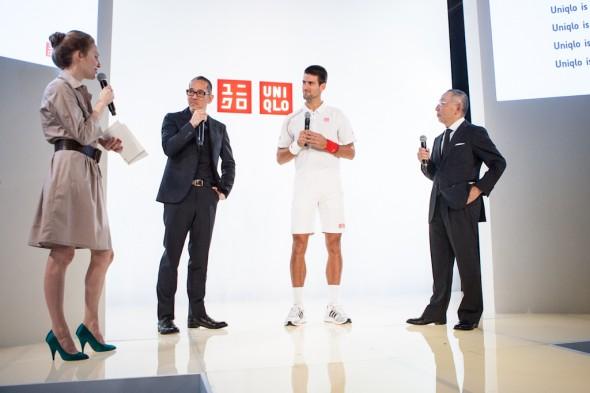 Áo đấu Djokovic